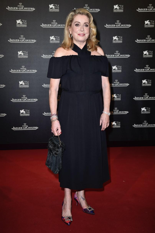 Jaeger-LeCoultre Hosts Gala Dinner At Arsenale In Venice: Arrivals - 74th Venice International Film Festival