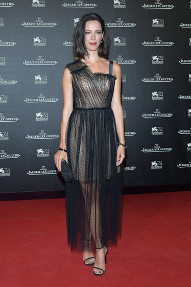 Jaeger-LeCoultre Hosts Gala Dinner At Arsenale In Venice: Arrivals - 74th Venice International Film ...
