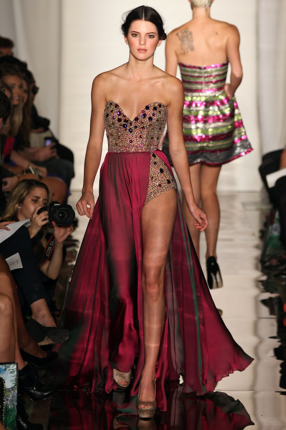 Evening By Sherri Hill Spring 2012 Collection