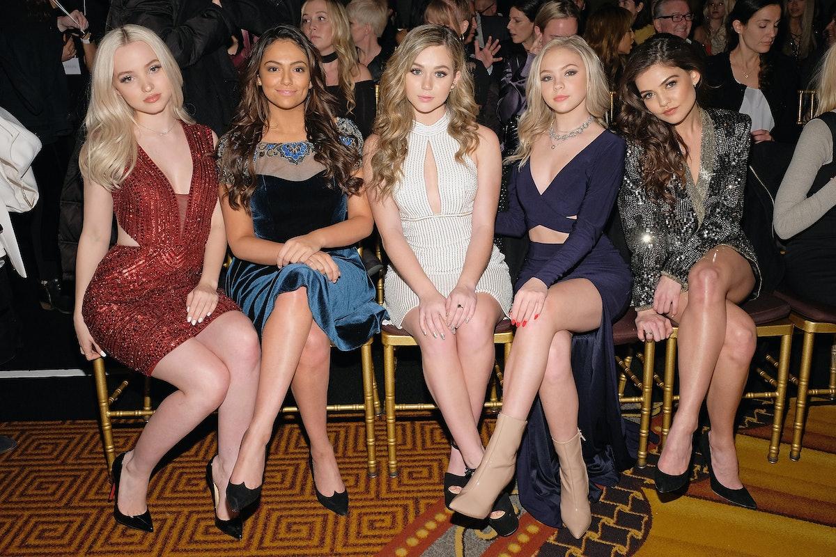 Sherri Hill - Front Row - February 2017 - New York Fashion Week