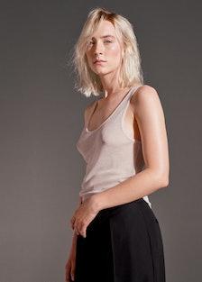 October Cover Image - Saoirse Ronan