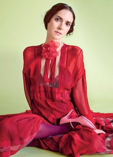 October Cover Image - Winona Ryder