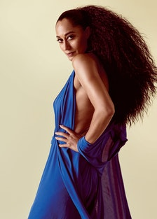 October Cover Image - Tracee Ellis Ross