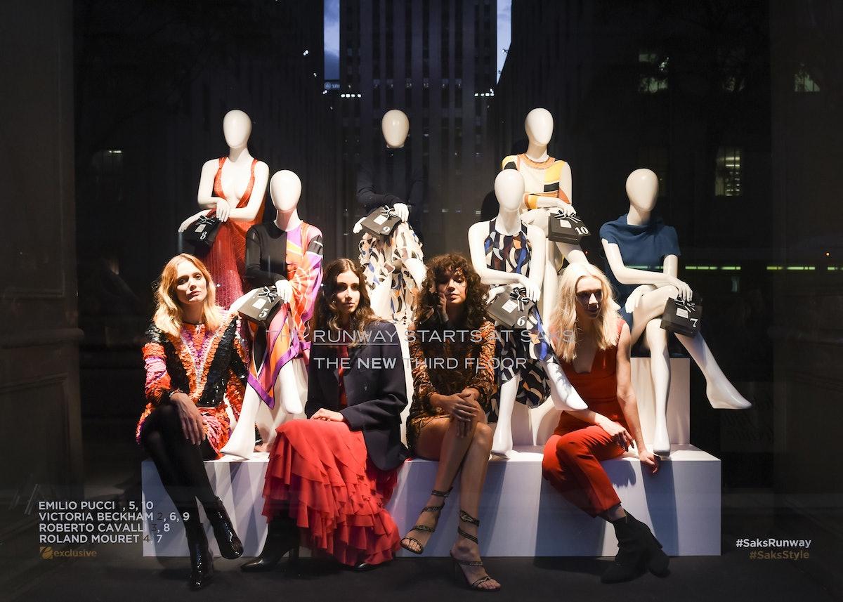 Saks Fifth Avenue New York Celebrates: the New Third Floor