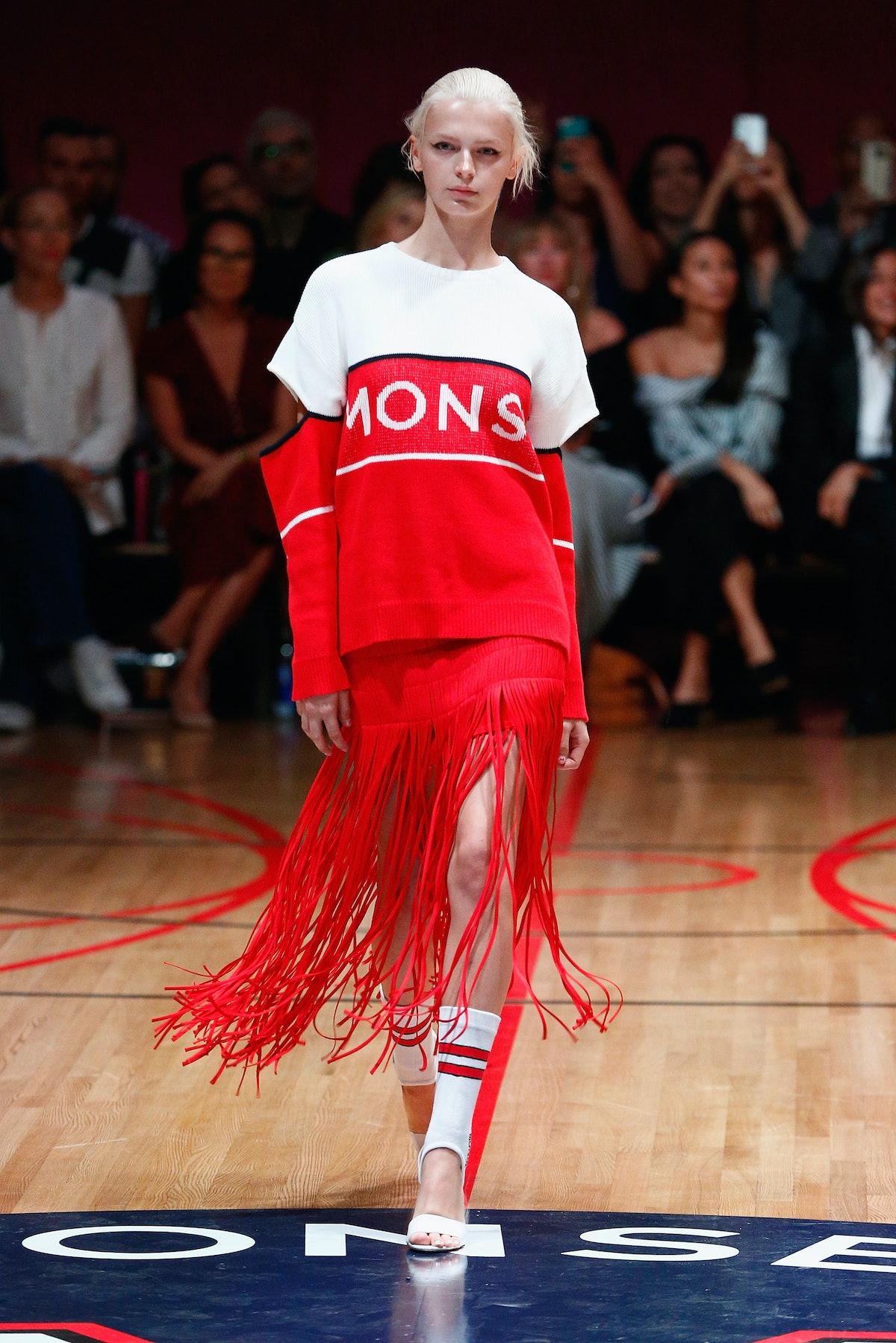 Monse - Runway - September 2017 - New York Fashion Week: The Shows