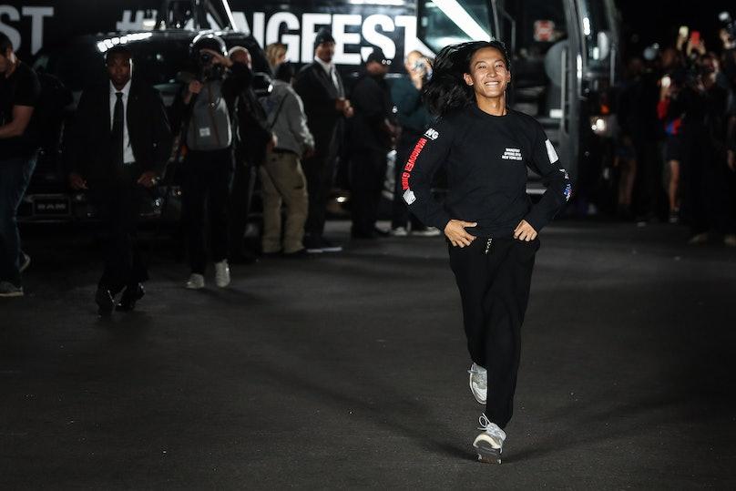 Alexander Wang - Runway - September 2017 - New York Fashion Week