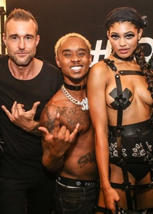 Philipp Plein - Front Row & Backstage - September 2017 - New York Fashion Week: The Shows