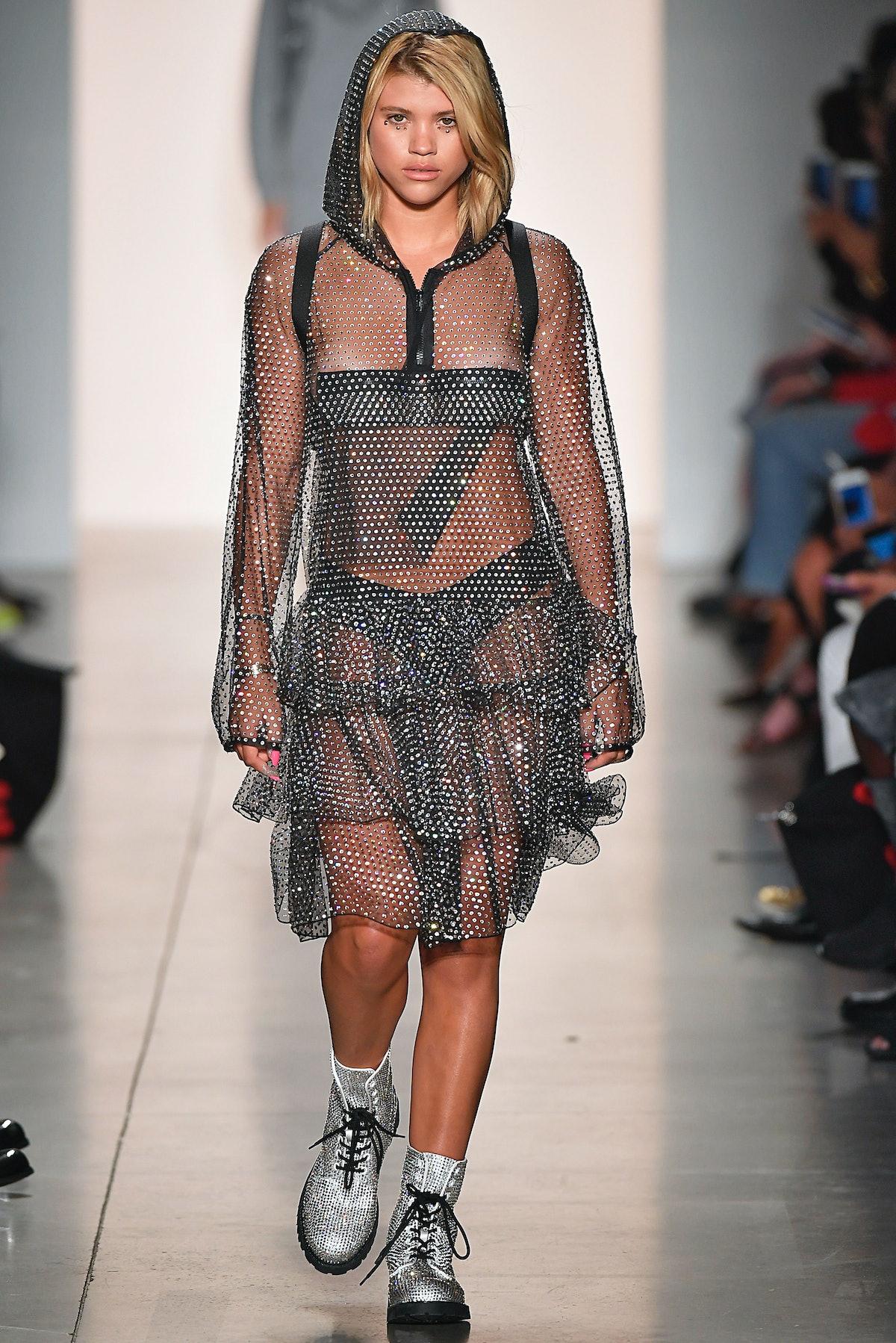 Jeremy Scott - Runway - September 2017 - New York Fashion Week