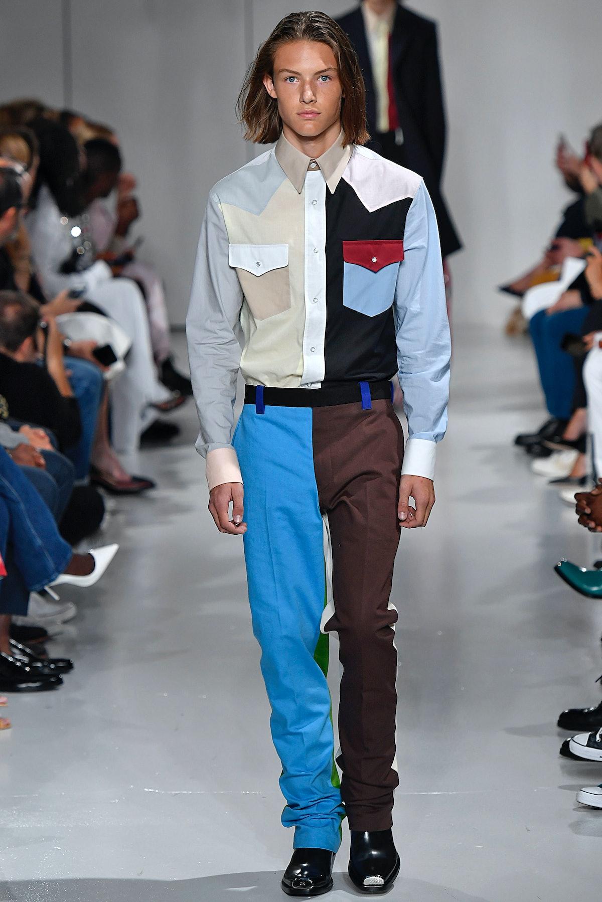 Calvin Klein Collection - Runway - September 2017 - New York Fashion Week