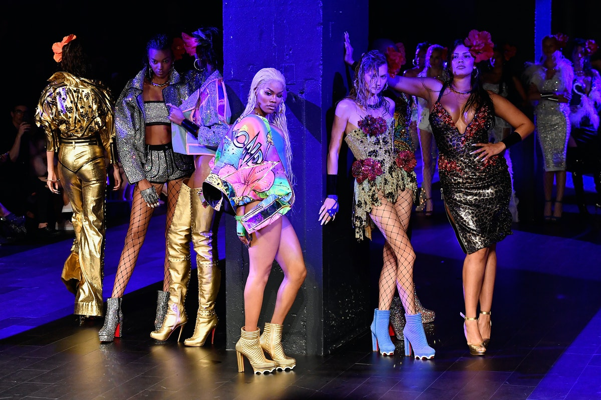 The Blonds - Runway - September 2017 - New York Fashion Week Presented By MADE