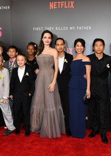 """""""First They Killed My Father"""" New York Premiere"""