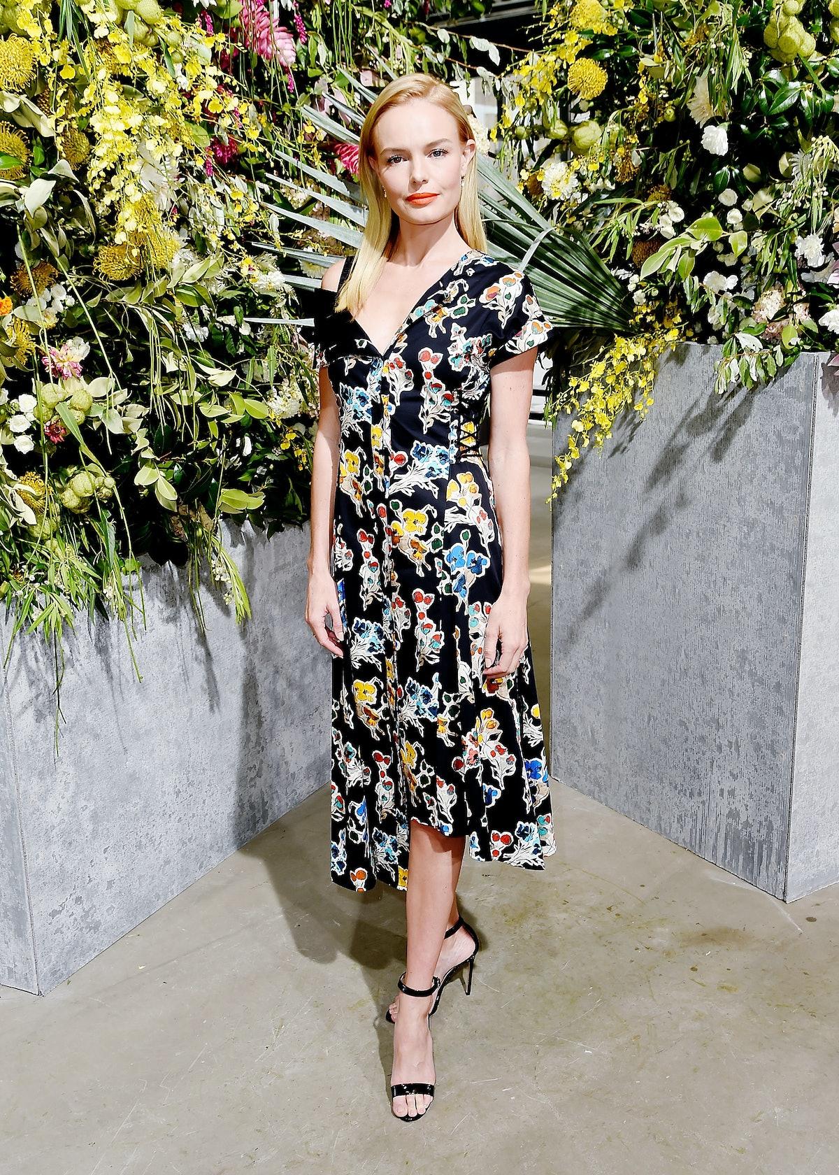 Jason Wu - Front Row - September 2017 - New York Fashion Week