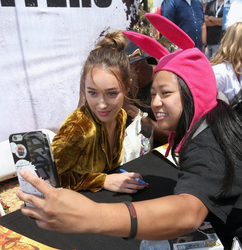 AMC At Comic Con 2017 - Day 3