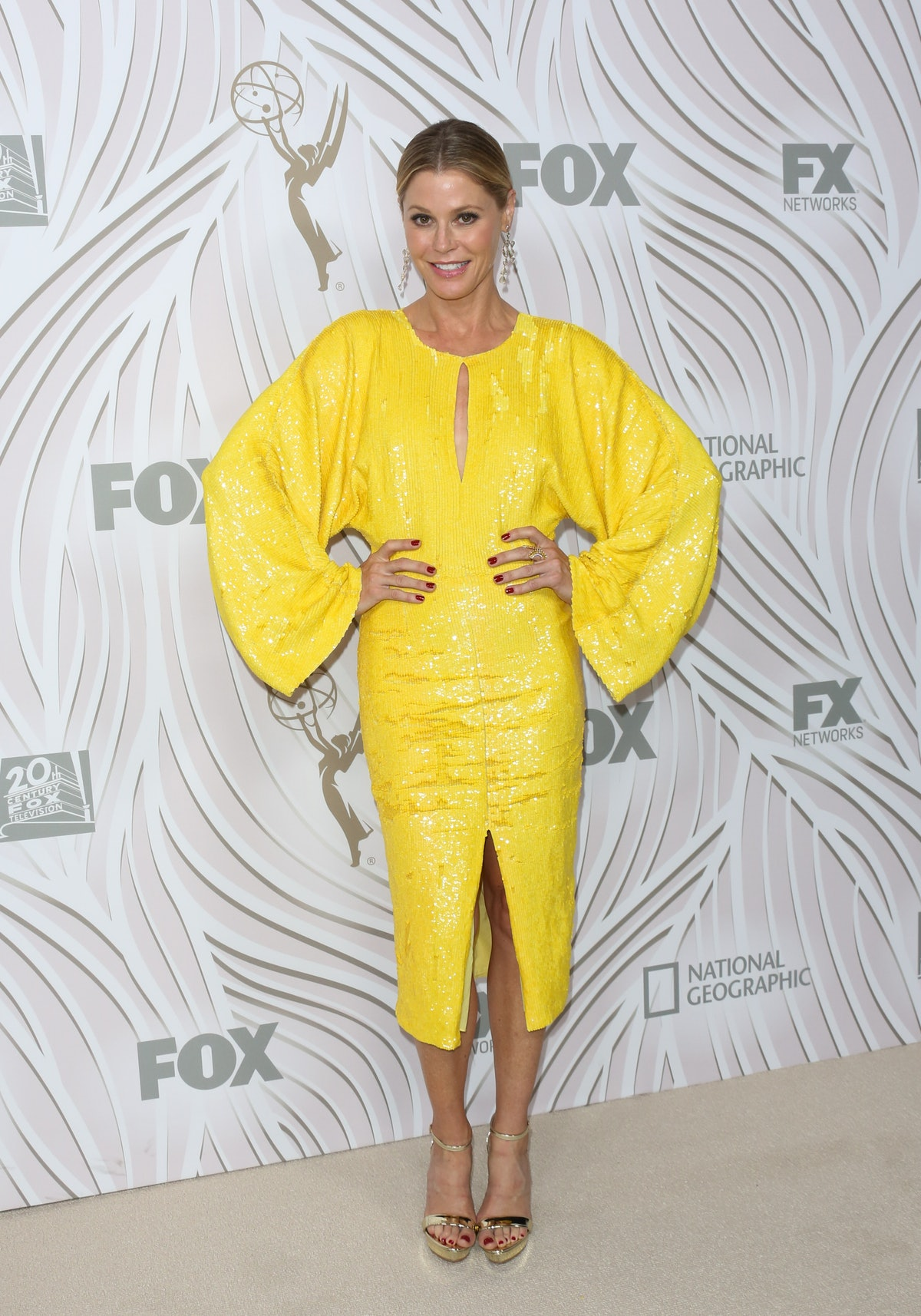 FOX Broadcasting Company, Twentieth Century Fox Television, FX And National Geographic 69th Primetime Emmy Awards After Party - Arrivals