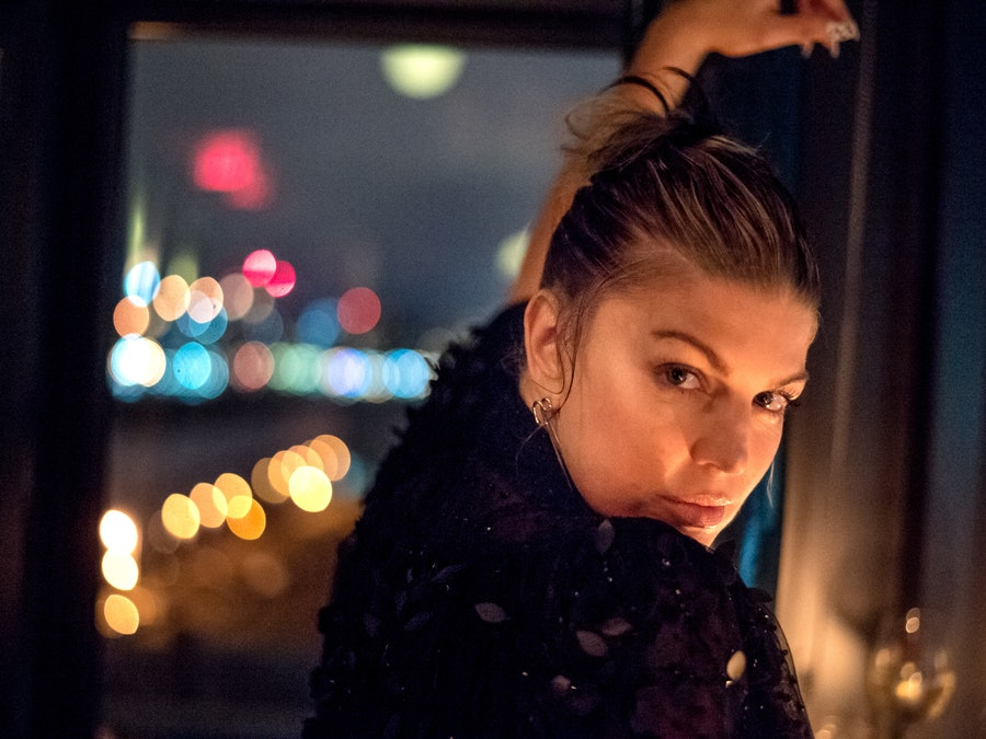 Fergie Double Dutchess: Seeing Double VIP Viewing Party