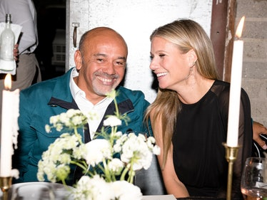 GWYNETH PALTROW AND CHRISTIAN LOUBOUTIN FETE THE OPENING OF GOOP LAB : AND UNVEIL THE GOOP X CHRISTI...