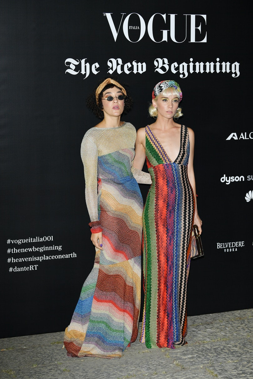 Vogue Italia 'The New Beginning' Party