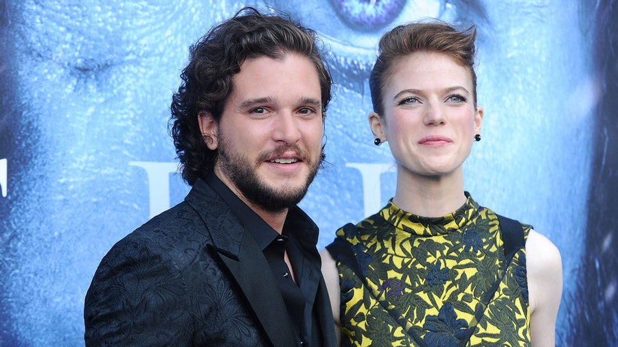 Kit Harrington, Rose Leslie