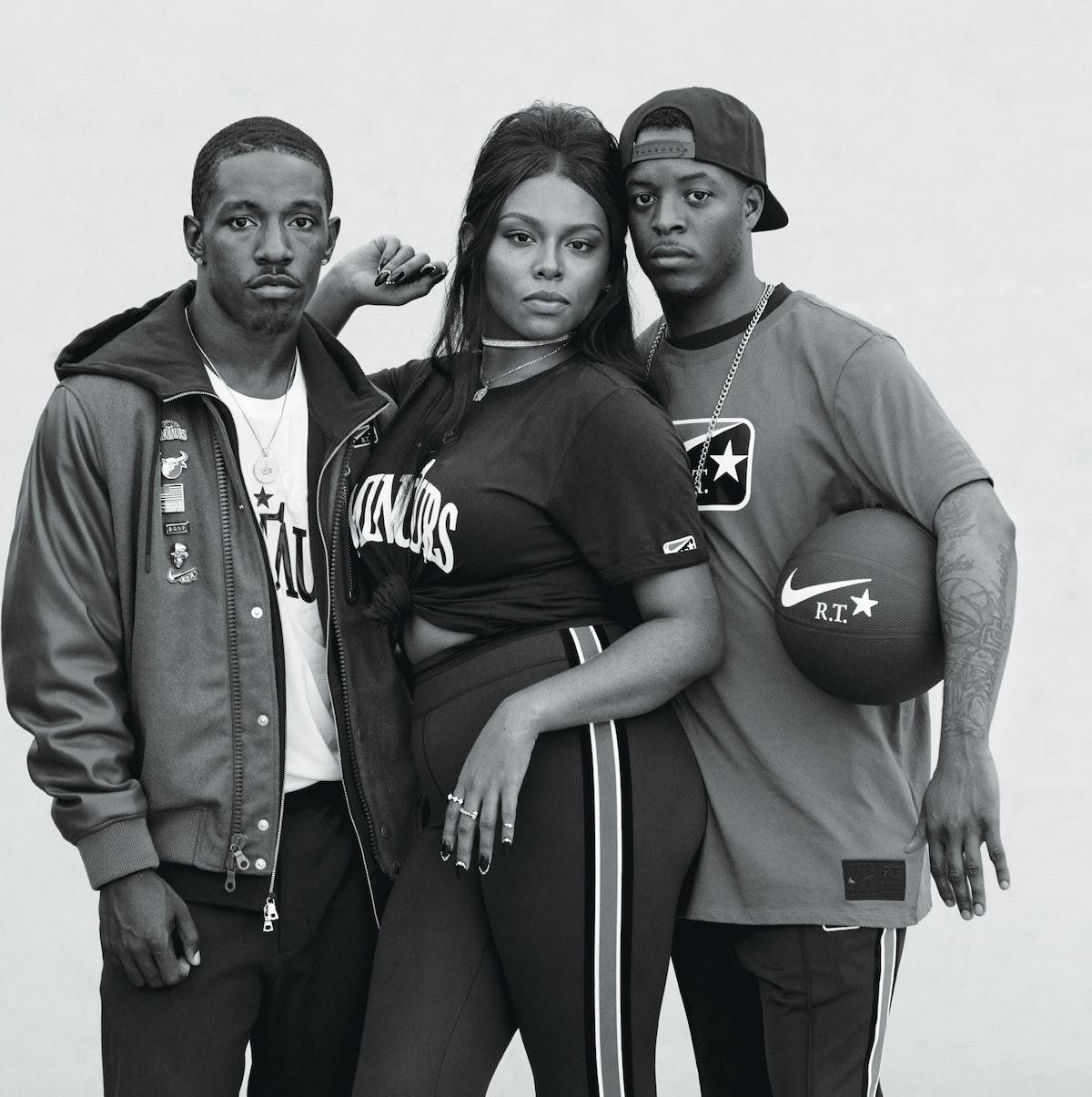 Nike - November 2017 - Dream Team