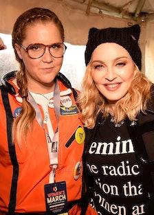Madonna Amy Schumer