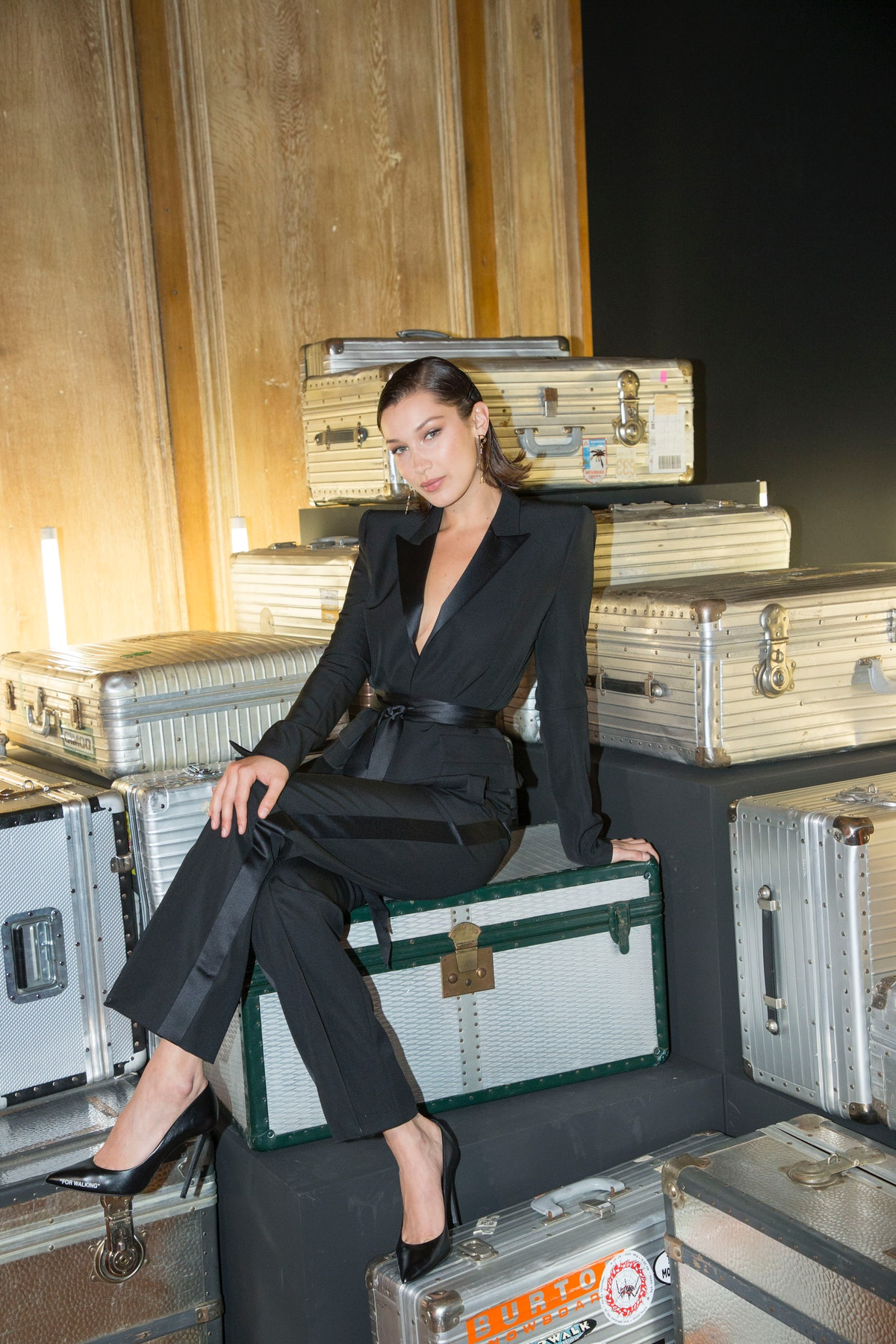 Rimowa 80th Anniversary Celebration   - Paris Fashion Week Womenswear Spring/Summer 2018