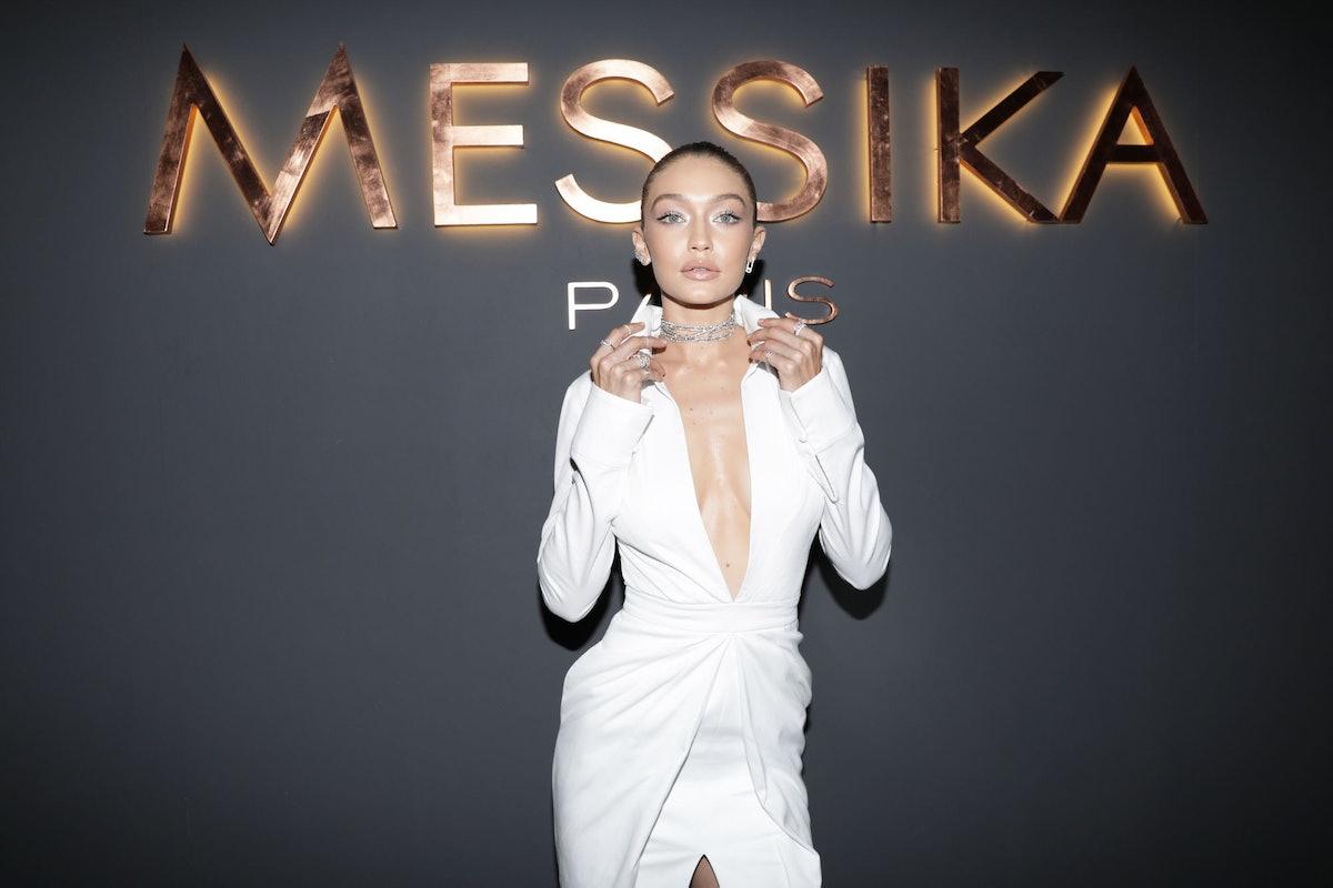 Messika Cocktail  - Paris Fashion Week Womenswear Spring/Summer 2018
