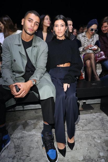 Haider Ackermann: Front Row- Paris Fashion Week Womenswear Spring/Summer 2018