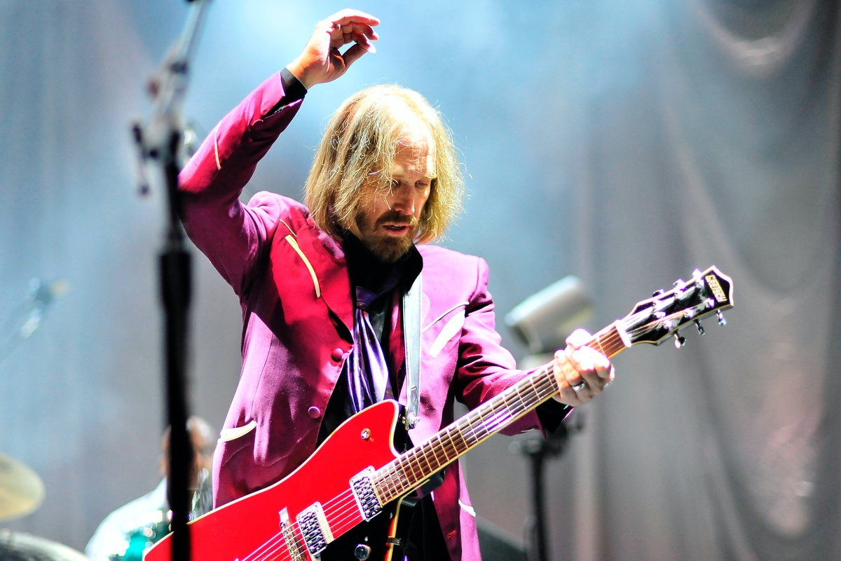 Tom Petty And The Heartbreakers Perform At The Viejas Arena