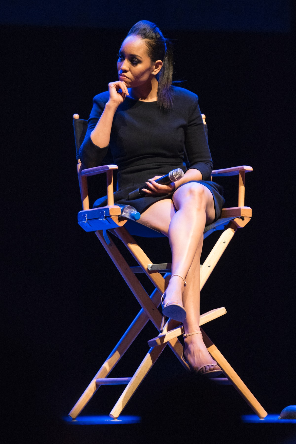"""""""A Conversation With Issa Rae"""" & """"Rising Stars"""" Panel With Dawn-Lyen Gardner And Logan Browning Hosted By SAG/AFTRA"""