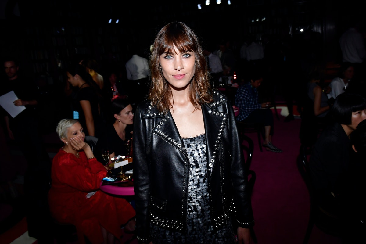 Miu Miu Cruise Collection Show : Front Row - Paris Fashion Week
