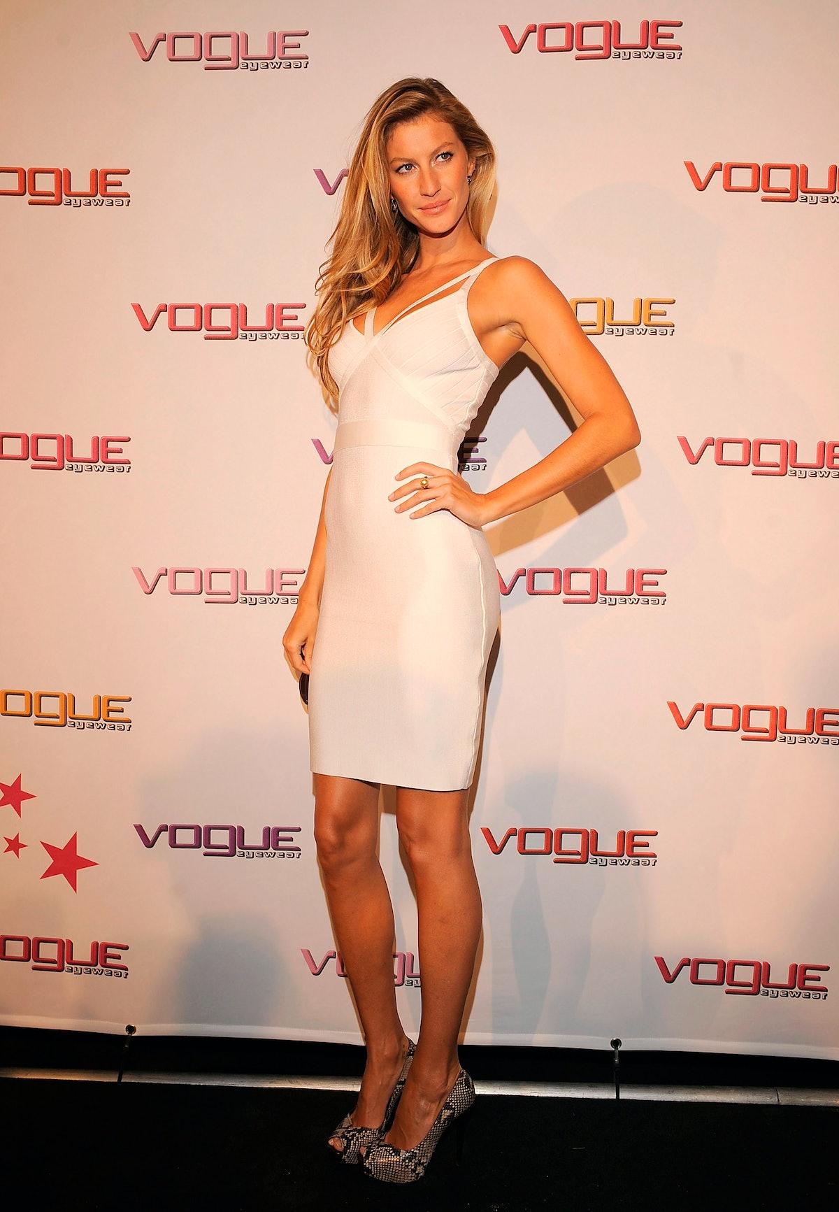 Gisele Bundchen Launches Vogue Eyewear Play Everyday Campaign