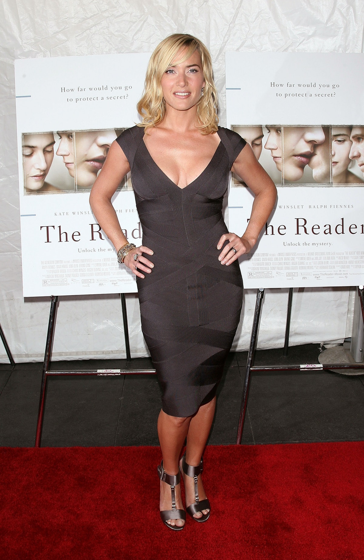 """""""The Reader"""" New York Premiere - Outside Arrivals"""
