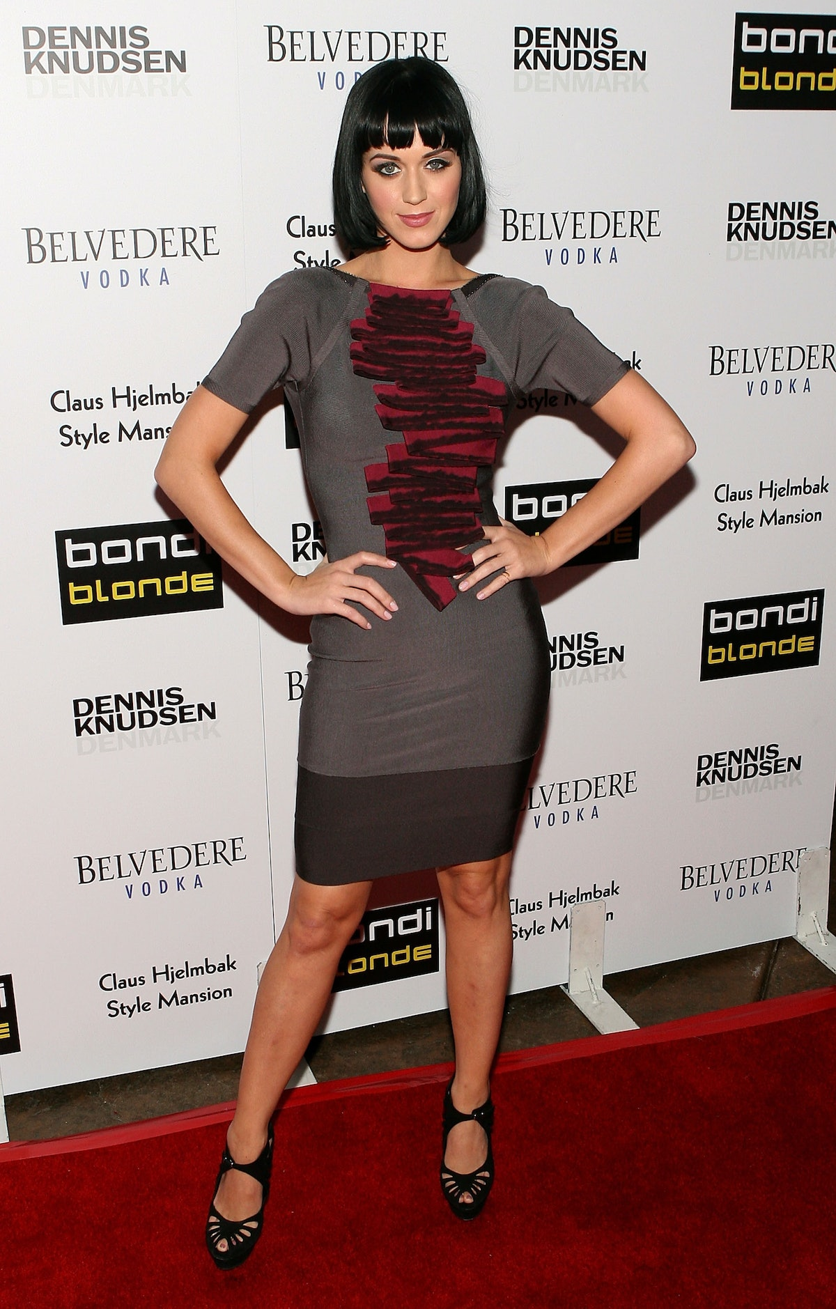 Bondi Blonde's Style Mansion Hosted By Katy Perry