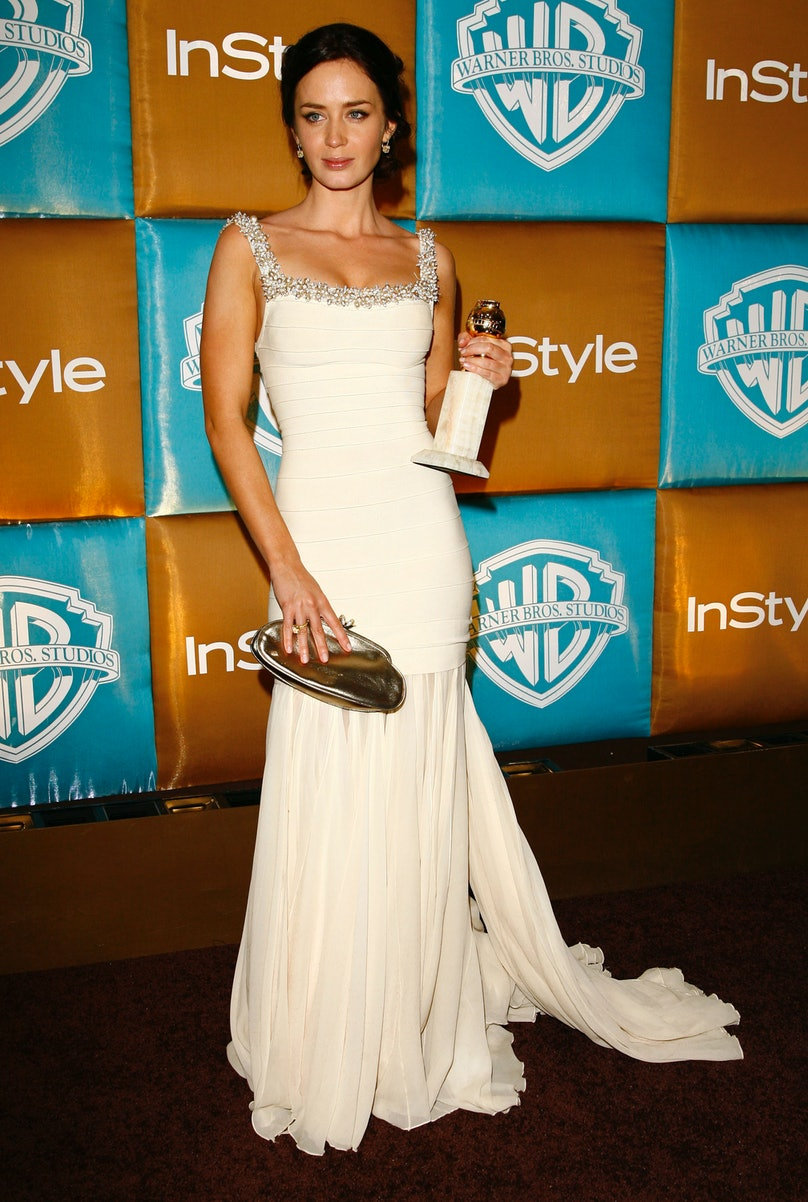 In Style & Warner Bros. Studios Host 8th Annual Golden Globe Party - Arrivals