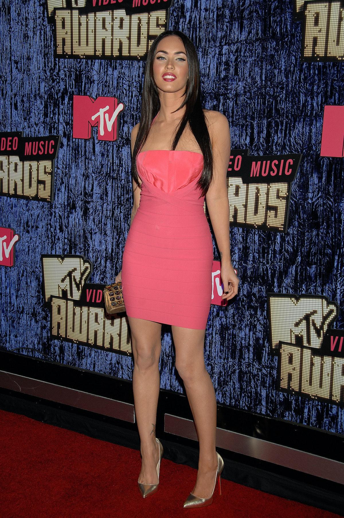 USA - 2007 MTV Video Music Awards - Arrivals