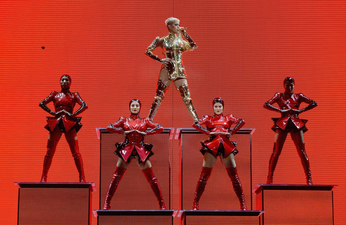 """Katy Perry """"Witness: The Tour"""" - New York"""