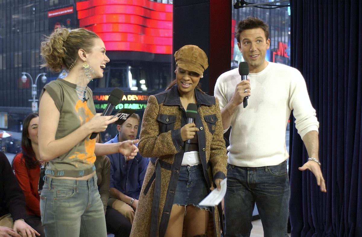Ben Affleck On MTV's TRL