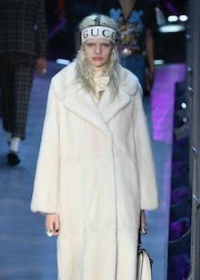 Gucci - Runway - Milan Fashion Week Fall/Winter 2017/18