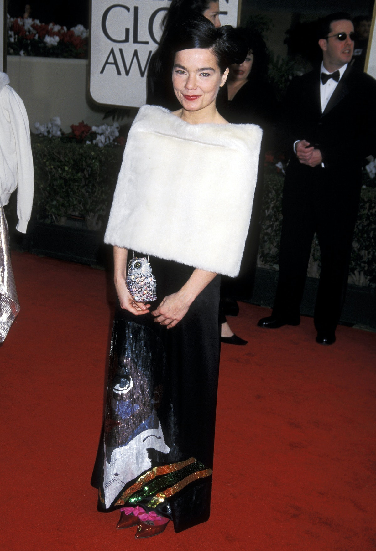 The 58th Annual Golden Globe Awards - Arrivals