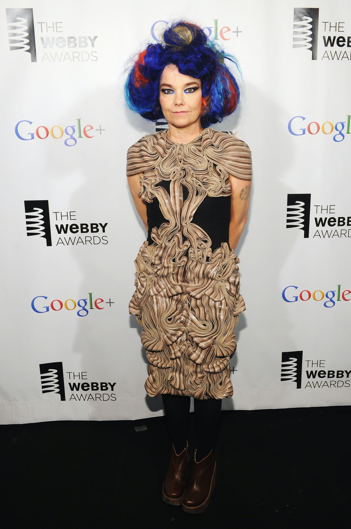 The 16th Annual Webby Awards - Inside