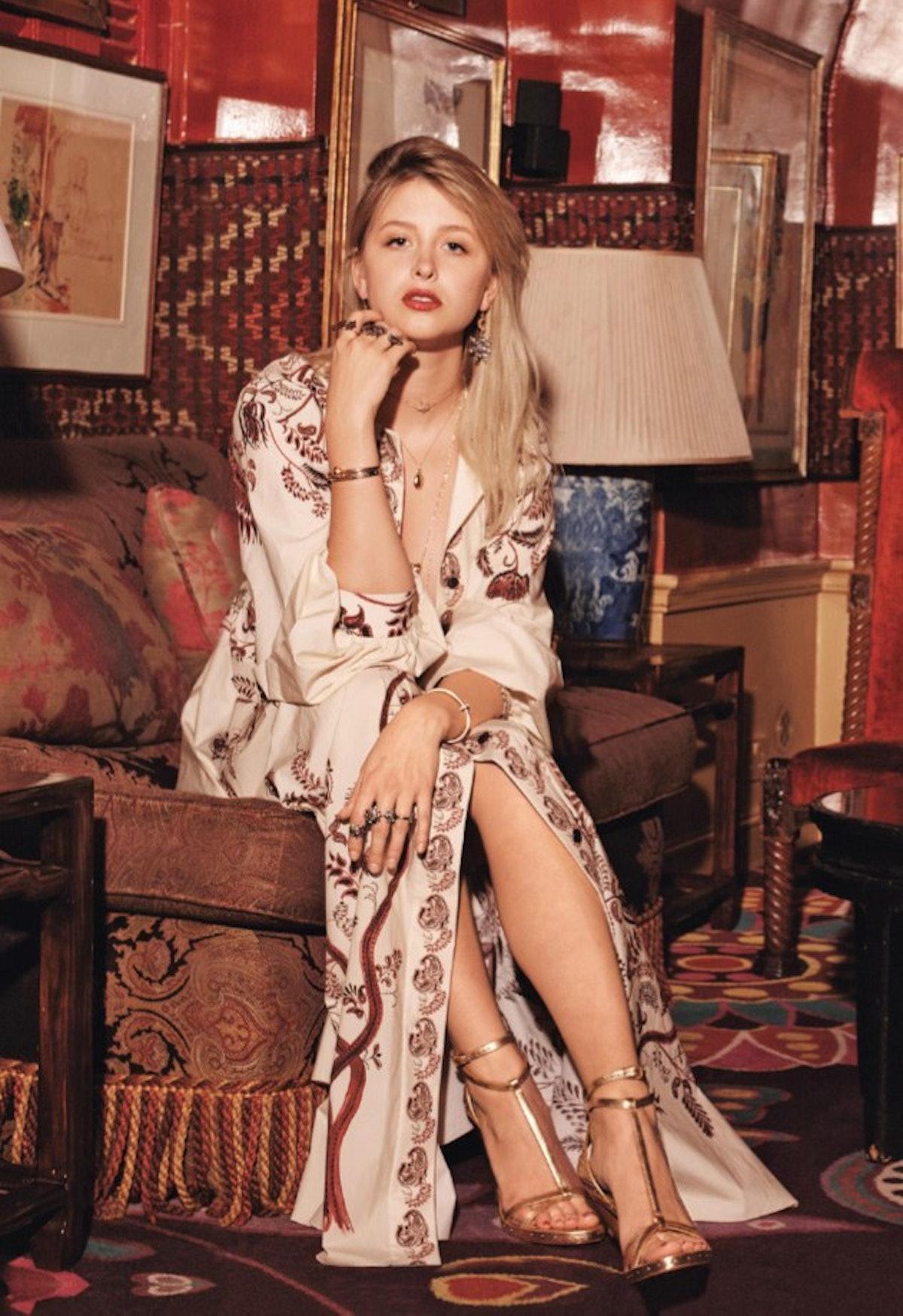 November It Girl - Isabel Getty