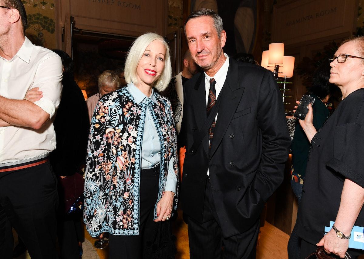 Bergdorf Goodman & Dries Van Noten Celebrate : the U.S, Debut of Documentary Dries by filmmaker Rein...