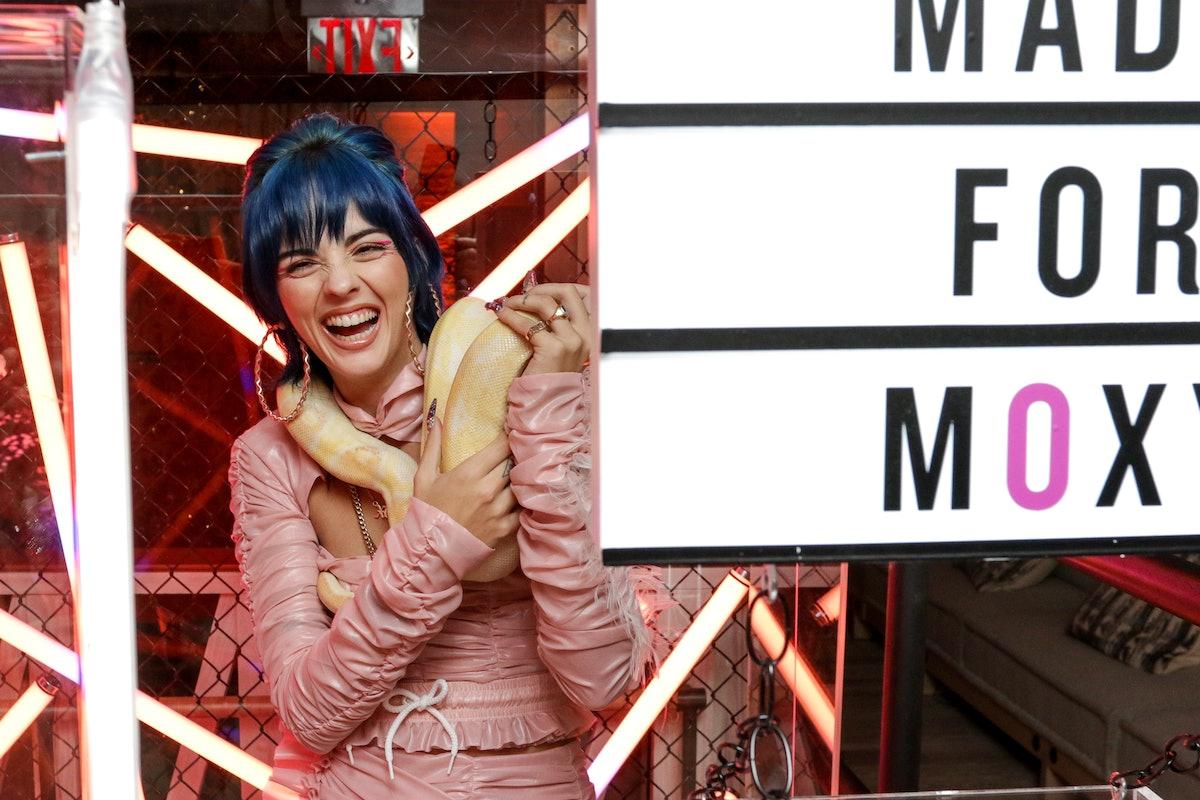 MADE for Moxy: Faith Connexion x Sita Abellan Fashion Presentation