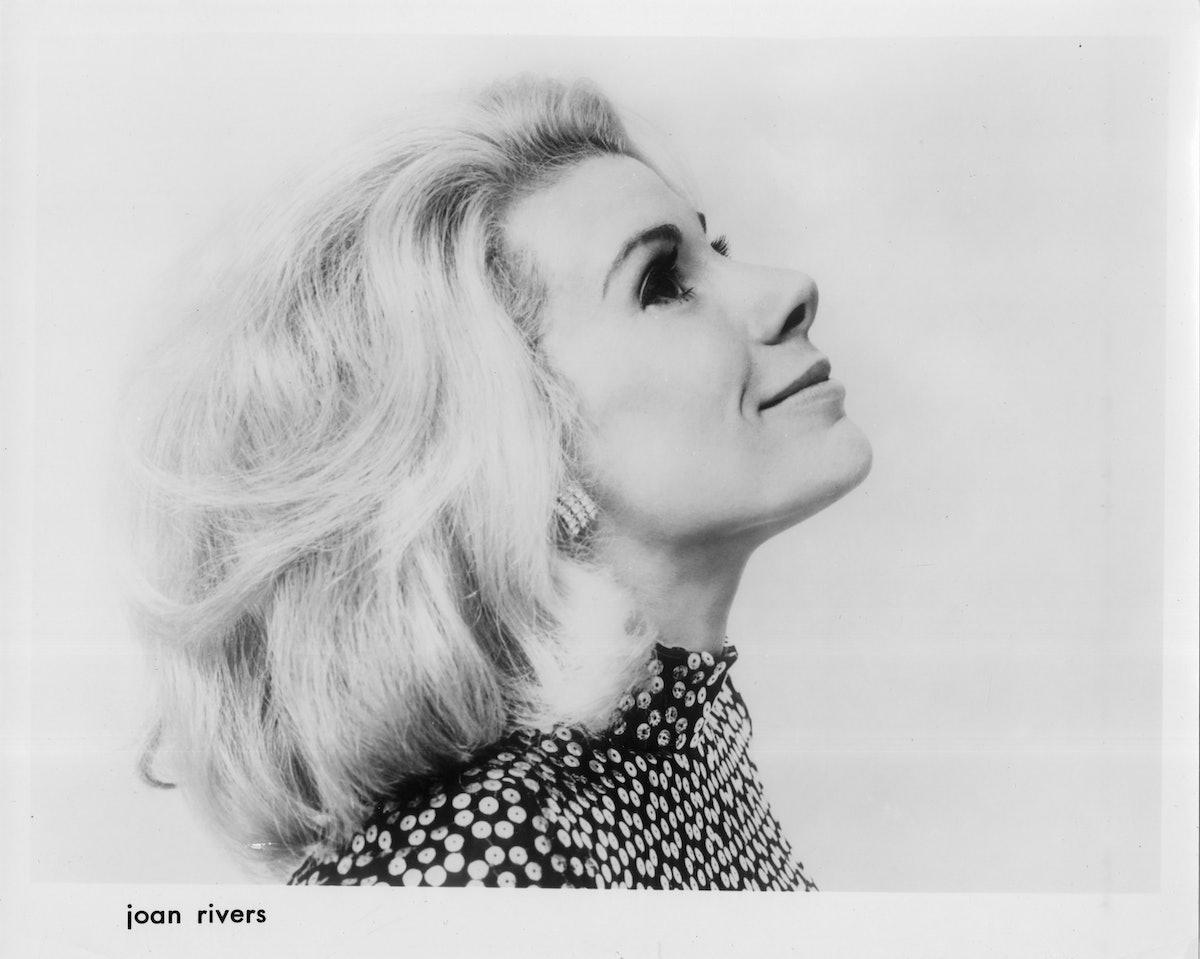 Joan Rivers - November 2017