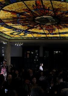 Unveiling Prada Rong Zhai - Prada 2018 Resort Catwalk & Parade