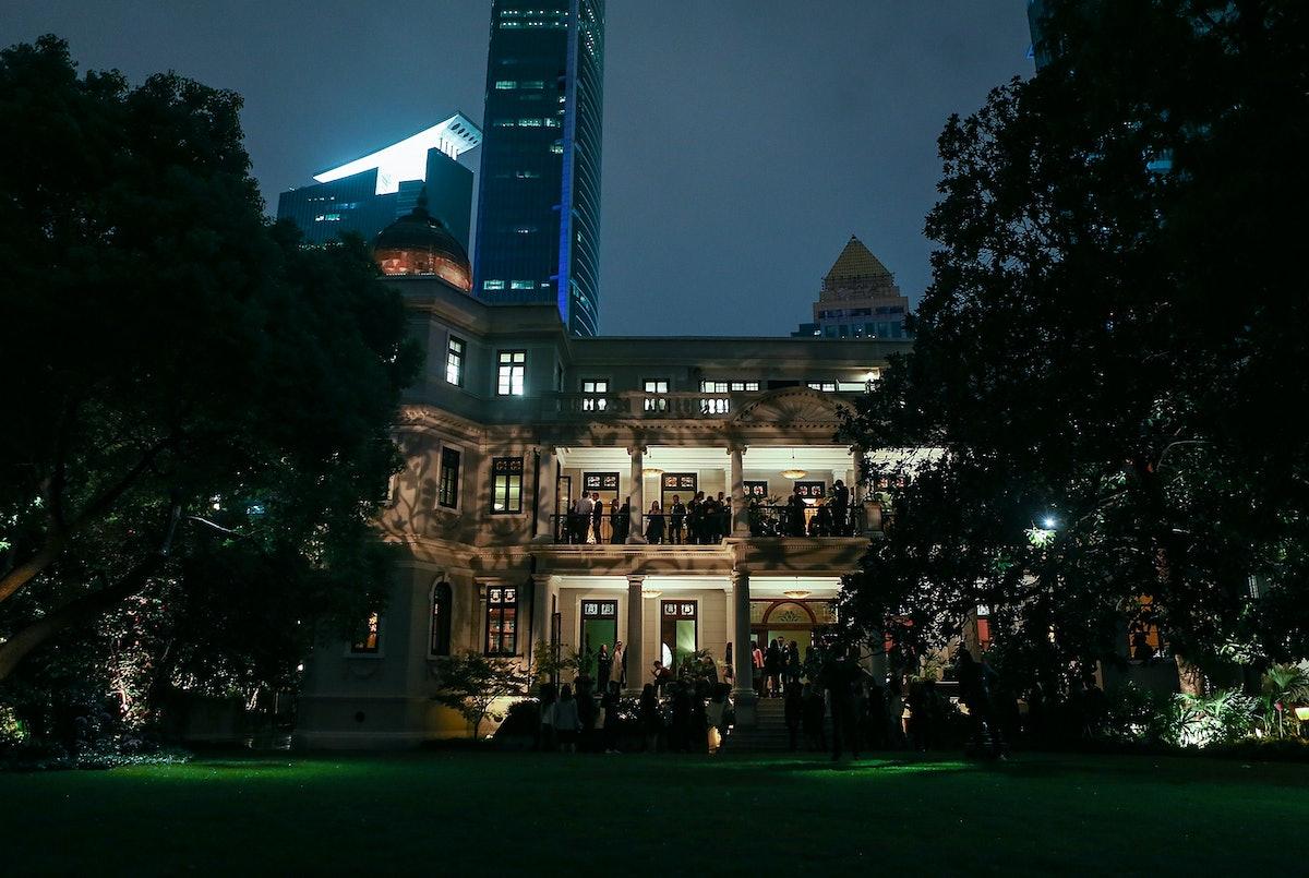 Unveiling Prada Rong Zhai - Opening Cocktail