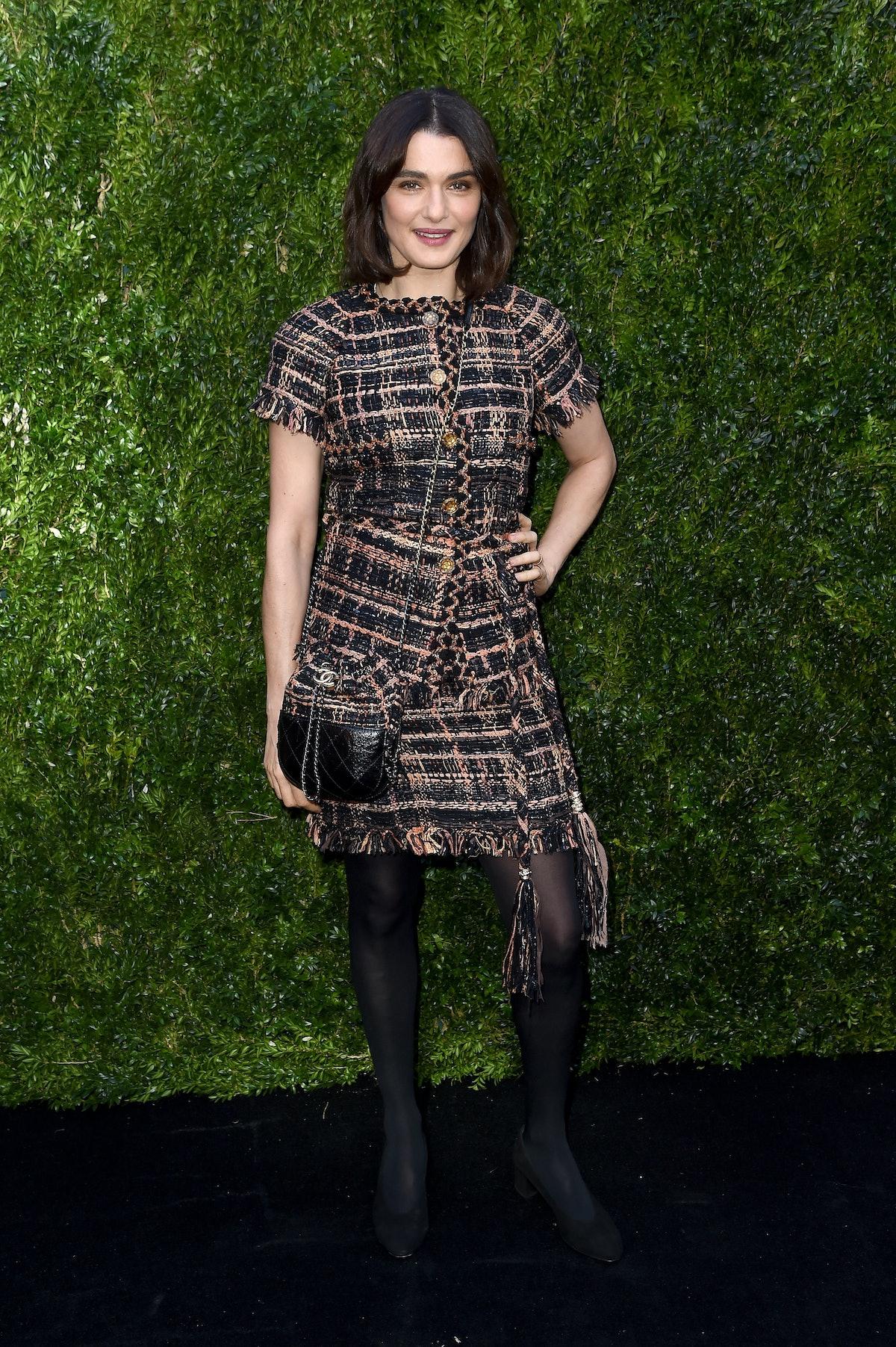 Through Her Lens: The Tribeca Chanel Women's Filmmaker Program Luncheon, New York - Arrivals