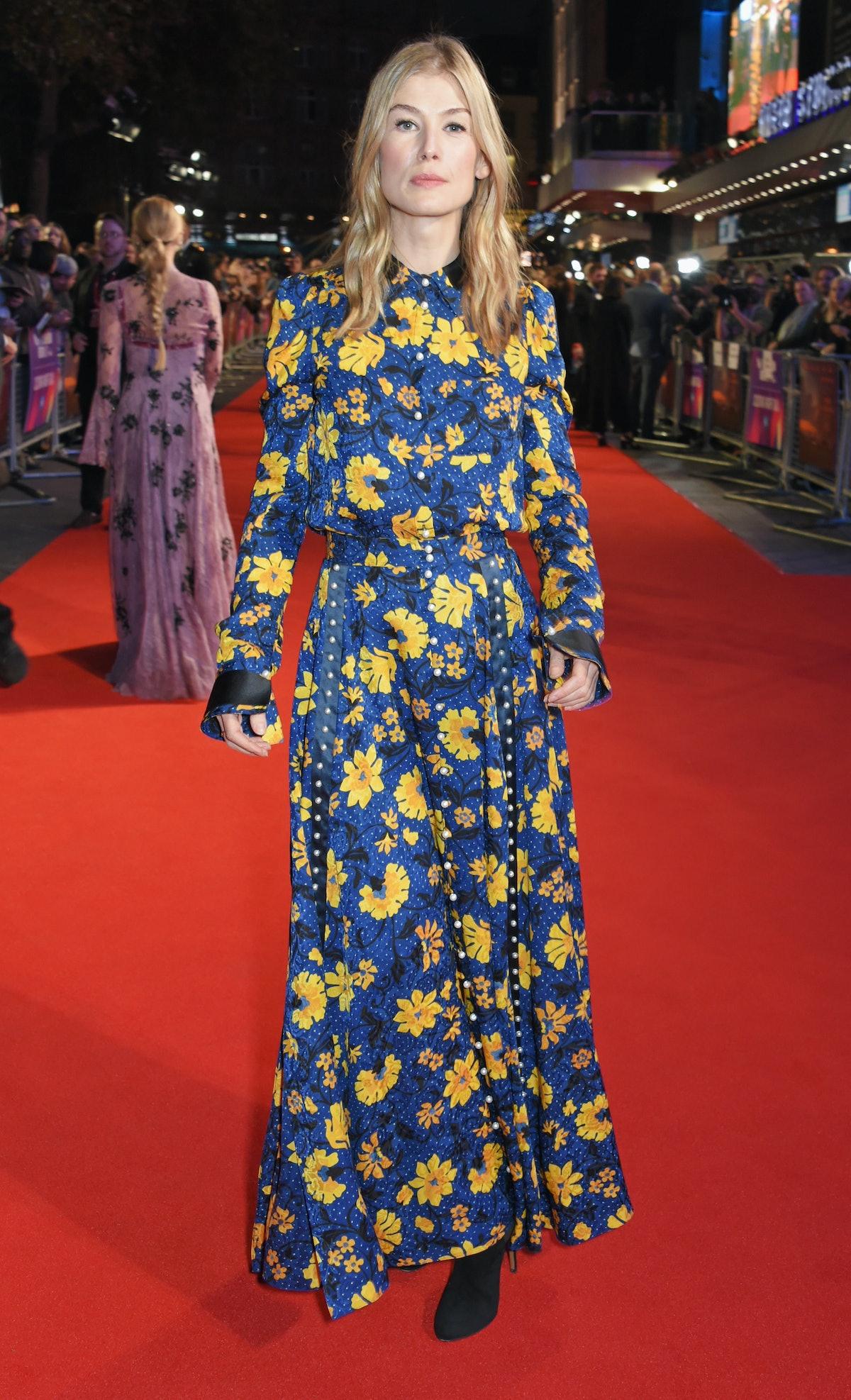 """Three Billboards Outside Ebbing, Missouri"" UK Premiere & Closing Night Gala - 61st BFI London Film ..."