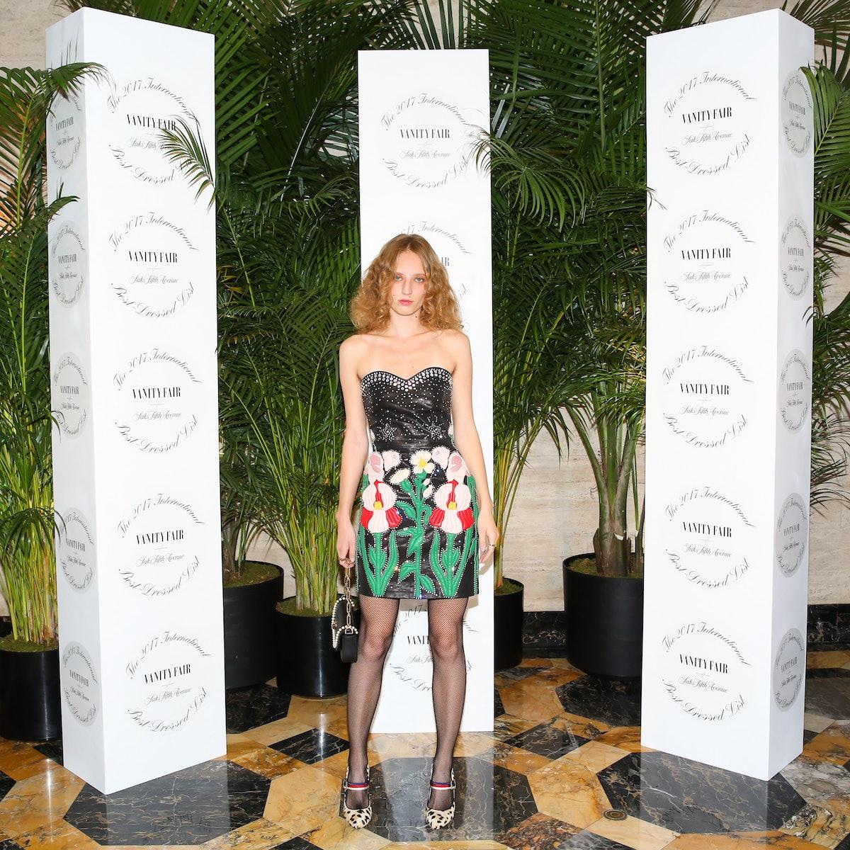 Saks Fifth Avenue & Vanity Fair Celebrate : the 2017 International Best-Dressed List
