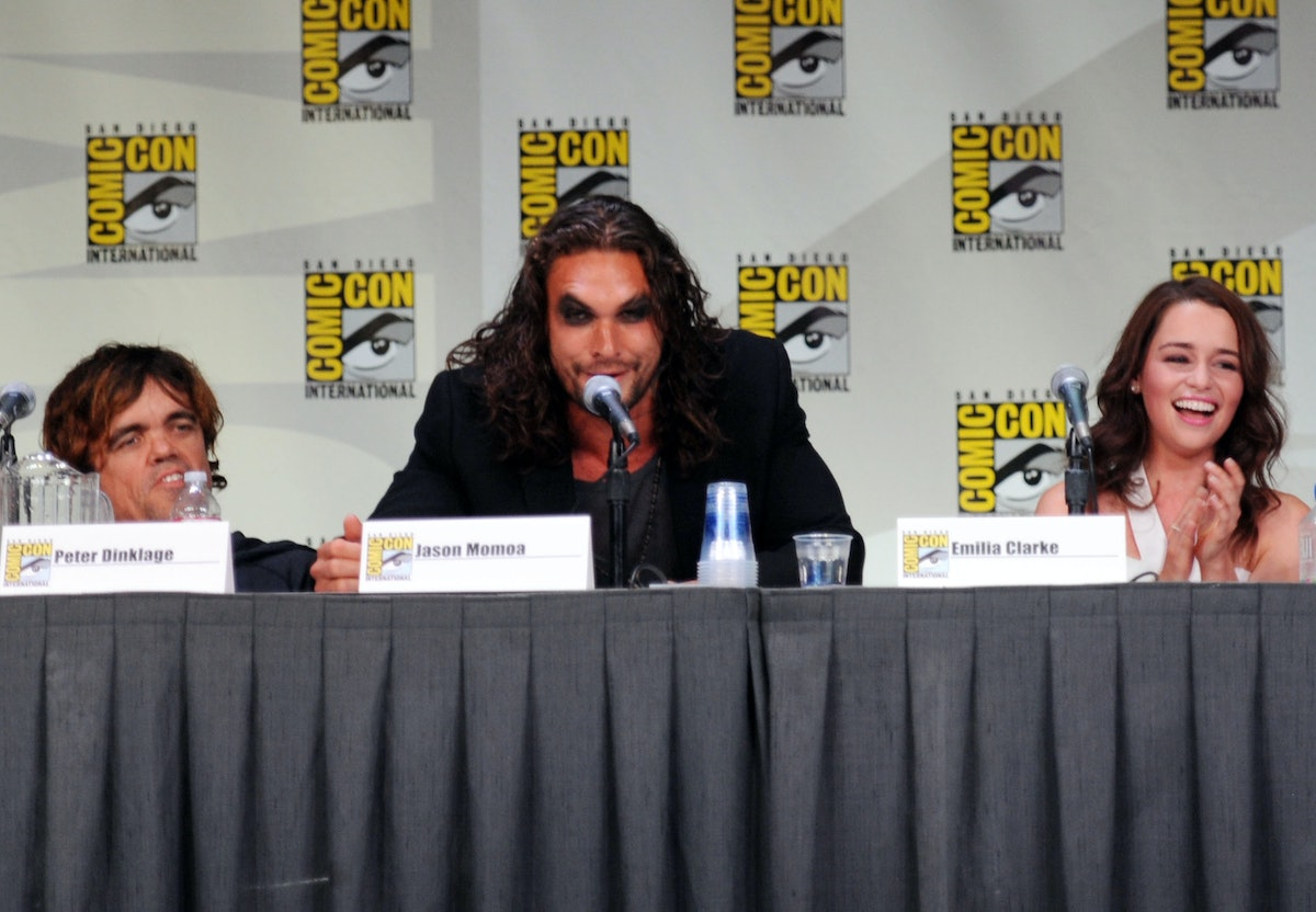 """HBO's """"Game Of Thrones"""" Panel - Comic-Con 2011"""